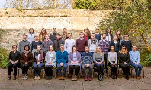 2018 IITM Cohort, IITM Symposium 21 November 2018